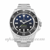 Rolex Deepsea para hombre 116660 – D-blue 44 MM Caso Movimiento automático Negro & amp;Esfera azul