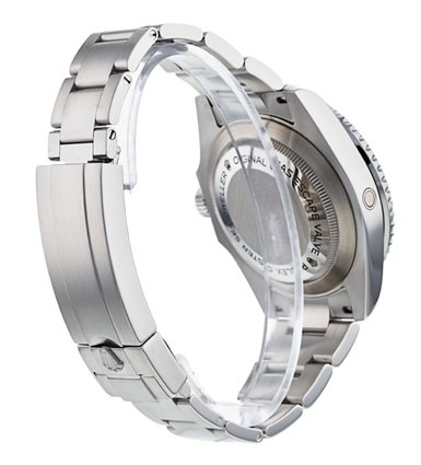 Rolex Sea-Dweller 116600 Reloj para hombre de acero de 40 mm con esfera negra